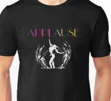 APPLAUSE in Rainbow Unisex T-Shirt