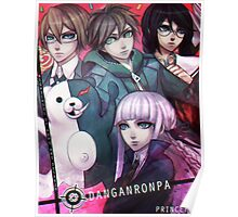 High School of Hope and Despair Poster