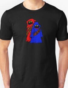 Color Jawas Unisex T-Shirt