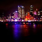 City Nightlife by KerryPurnell
