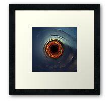 ©HCS Mini World I Framed Print