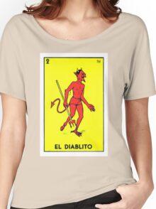 El diablito  Women's Relaxed Fit T-Shirt