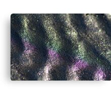 Bethells Black Sand Rainbow Canvas Print