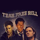 Team Free Will by KanaHyde