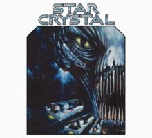 Star Crystal Classic Sci Fi movie design!  by comastar