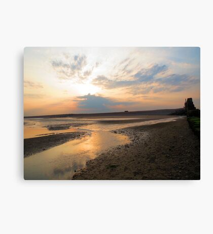 #harbour Canvas Print