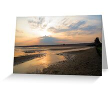 #harbour Greeting Card