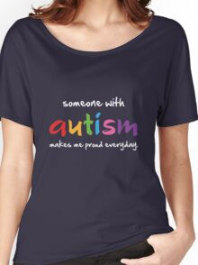 Proud Autism Women's Relaxed Fit T-Shirt