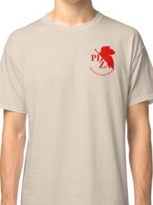 Pizzavangelion Team Shirt Corporate  Classic T-Shirt