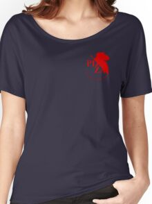 Pizzavangelion Team Shirt Corporate  Women's Relaxed Fit T-Shirt