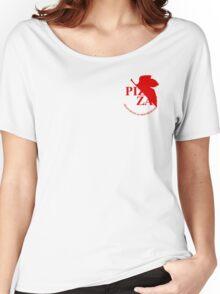 Pizzavangelion Team Shirt Corporate  Women's Relaxed Fit T-Shirt