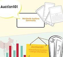 Auction101 - Worldwide Auctions Community by randallfurguson