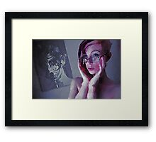 Mixed Reviews Framed Print