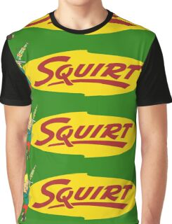 SQUIRT 7 Graphic T-Shirt