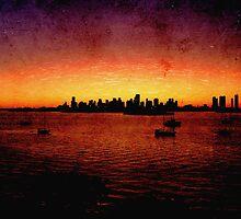 Miami Grunge by perkinsdesigns