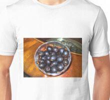 Bodacious Black Olives Unisex T-Shirt