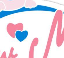 New Mom Sticker