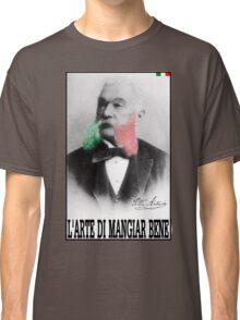 Pellegrino Artusi tshirt - best italian chef Classic T-Shirt