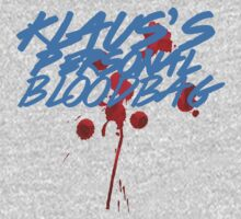 Klaus's Personal Bloodbag by klwomick