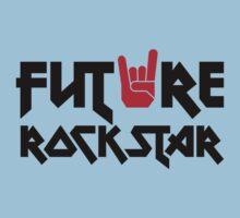 Future Rockstar Kids Tee