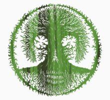 Skulltree, Tree of Life (romkaláh) Kids Tee