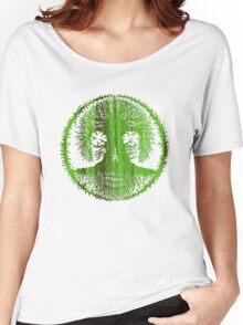 Skulltree, Tree of Life (romkaláh) Women's Relaxed Fit T-Shirt