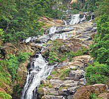 Ravana falls - Sri Lanka by anuradha77