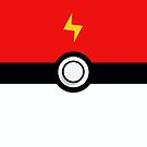 Iphone Pokéball - Electric by ghostmeat