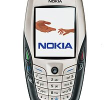 Nokia 6600 by smute20