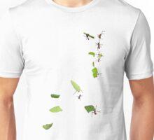 Leaf Cutter Ants Unisex T-Shirt