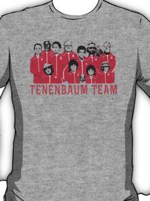 Tenenbaum Team T-Shirt