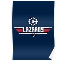 Lazarus Top Gun Poster