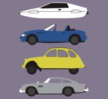 The Car's The Star: James Bond Kids Clothes
