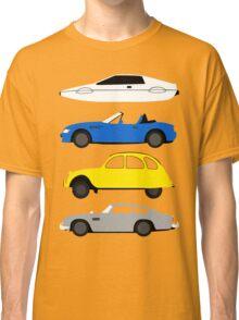The Car's The Star: James Bond Classic T-Shirt