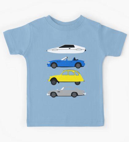 The Car's The Star: James Bond Kids Tee