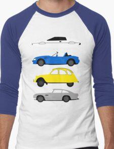 The Car's The Star: James Bond Men's Baseball ¾ T-Shirt