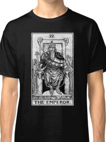 The Emperor Tarot Card - Major Arcana - fortune telling - occult Classic T-Shirt