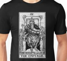 The Emperor Tarot Card - Major Arcana - fortune telling - occult Unisex T-Shirt