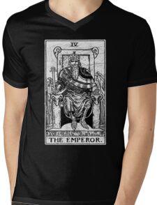 The Emperor Tarot Card - Major Arcana - fortune telling - occult Mens V-Neck T-Shirt