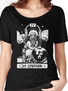The Emperor - Tarot Cards - Major Arcana Women's Relaxed Fit T-Shirt
