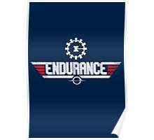 Endurance Top Gun Poster