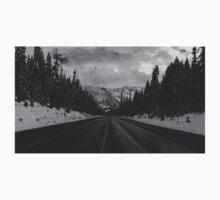 December Road Trip in the Pacific Northwest Kids Tee