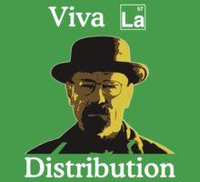 Breaking Bad - Walter White - Viva La Distribution by Corinthian