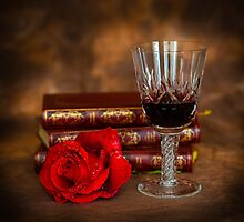 Red, Red Wine by mlphoto