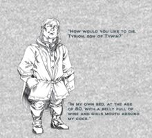 Tyrion Quotes by magic88