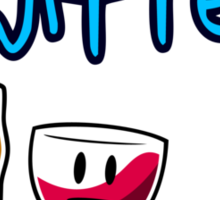 Let's Go To Twitter! (alcohol) Sticker