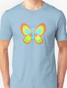 Cute Cartoon Butterfly Unisex T-Shirt