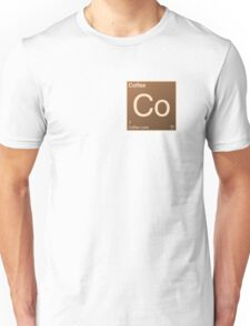 Coffee Element Unisex T-Shirt