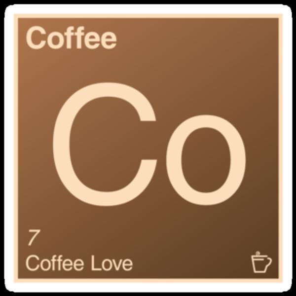 Coffee Element by Schyljuk