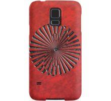 yin yang in stone (zahyíng) Samsung Galaxy Case/Skin